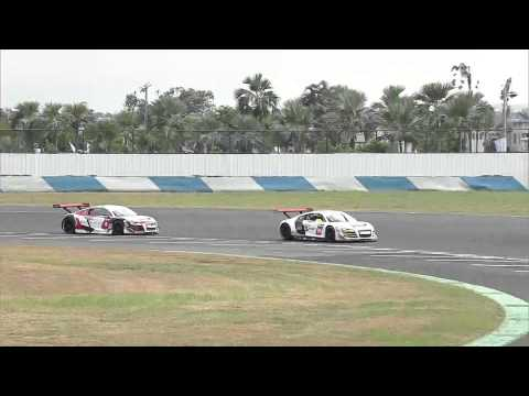 AUDI R8 LMS CUP TAIWAN RACE ROUND5