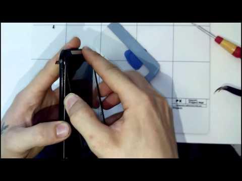 Замена дисплейного модуля на HTC Desire 310