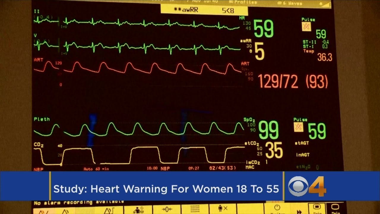Why Younger Women Are More Likely To Die Of Heart Attacks