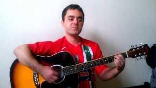Бумбокс - Вахтерам (на гитаре)