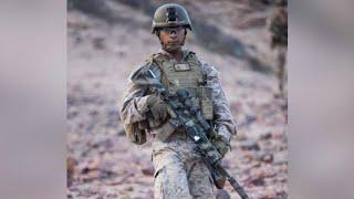 NFM Salute - October 2021 / David Lee Espinoza, Lance Corporal, U.S.M.C.