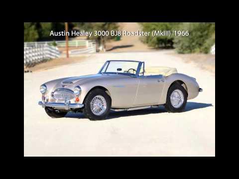 Retro Austin Cars