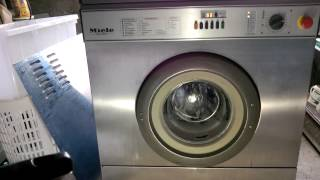 Miele Ws 5514 mc 23 First spin