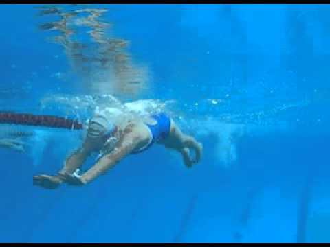 техника спортивного плавания видео