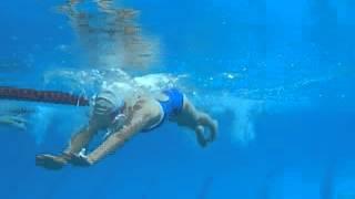 видео: Дельфин ошибки техники плавания