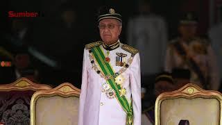 Saya Cuma Nak Berkhidmat - Mahathir