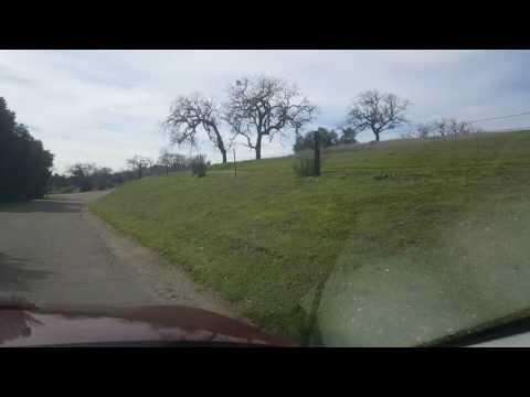 MICHAEL JACKSON'S NEVERLAND RANCH DRIVE AROUND
