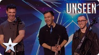 FIRST LOOK: Will Ember Trio be a THRILLING TRIPLE THREAT?! | BGT: UNSEEN