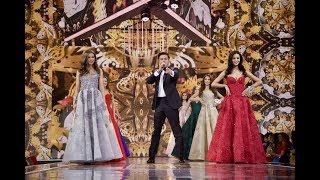 Thomas Grazioso live a MISS RUSSIA 2019 (Томас Грациозо МИСС РОССИЯ 2019)
