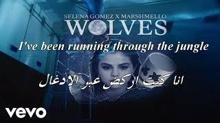 Download Lagu selena gomez & marshmello wolves مترجم Mp3