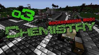 [Обзор][1.12.2] Rockhounding mod: Chemistry - Слитки, сплавы и газы! - S6-EP05