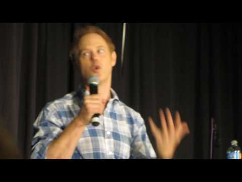 Raphael Sbarge on his time on Sesame Street OUAT NJ CON 2016 ...
