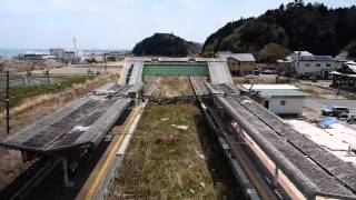 Fukushima Tomioka the abandoned city
