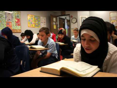 Al Hadi School students Quran recitation (5th-6th Grade) born and raised in USA.