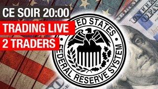 TRADING LIVE FOMC émission du 19/06/19 thumbnail
