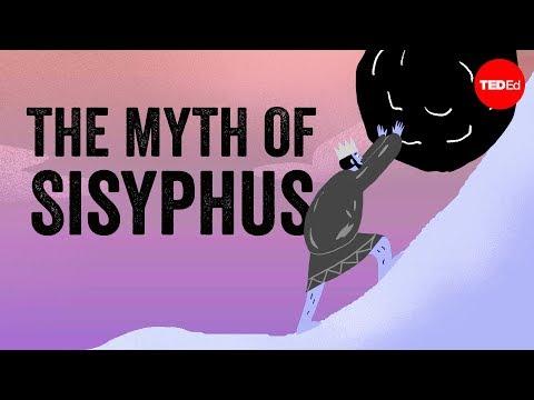 Video image: The myth of Sisyphus - Alex Gendler