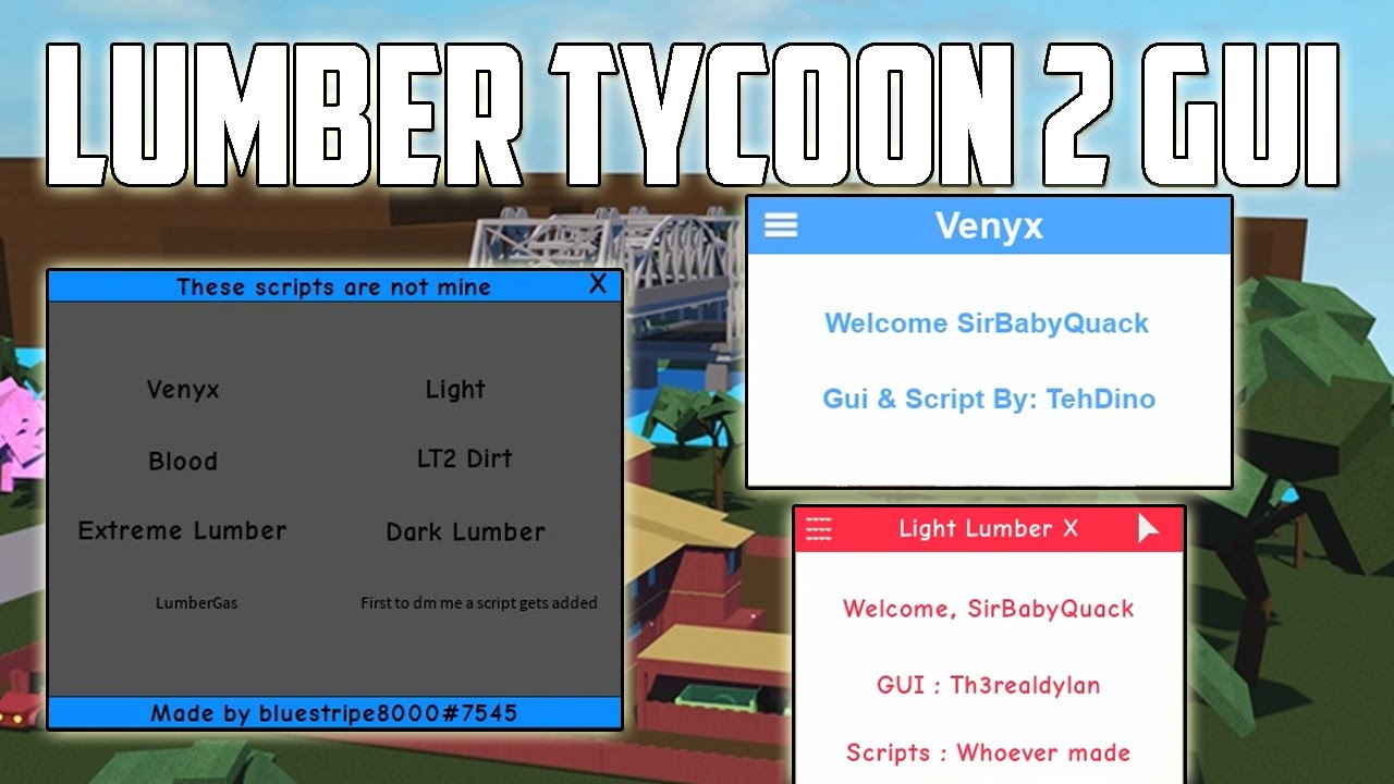 How To Fix Roblox Lag 2017 Roblox Hack Lumber Tycoon 2 Roblox Lumber Tycoon 2 Gui Youtube