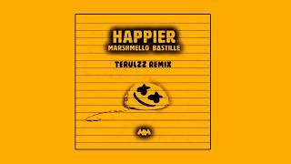 Marshmello ft. Bastille - Happier (Terulzz Remix)