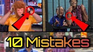 10 Mistakes of Taarak Mehta kaa ooltah chashma #1. || Chintu ||