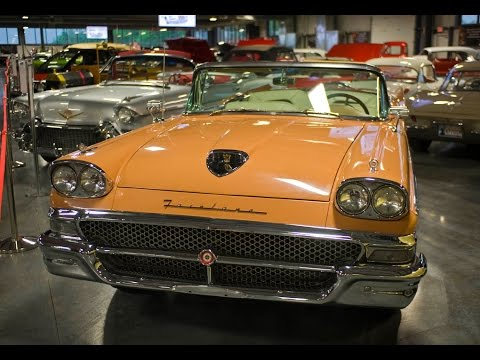 Раритетные автомобили в Брэнсон США  Rare car in museum in Branson MO USA