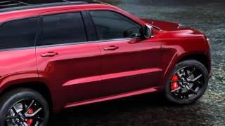 2017 Jeep Grand Cherokee Trackhawk Hellcat Night