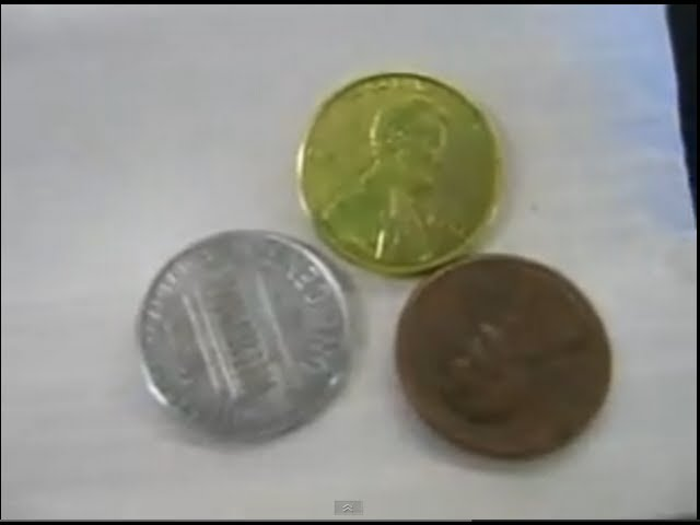 Make gold and silver pennies publicscrutiny Images