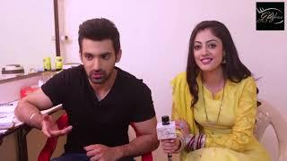 Aditi Sharma & Arjit Taneja | The Co-Star Story | EXCLUSIVE | Kaleerein | Zee TV
