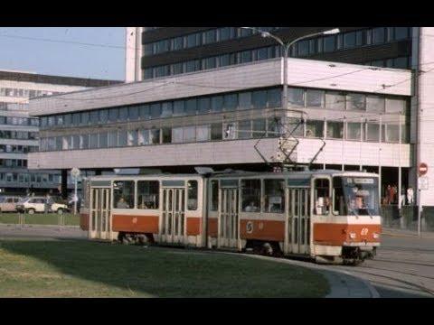 Tallinna Trammid / Таллинские трамвай