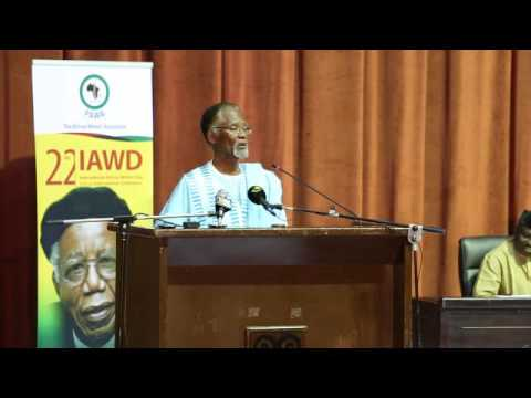 22nd International African Writers' Day (IAWD) - Formal Open