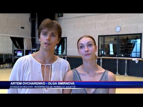 Le Gala Russe revisite Roméo et Juliette