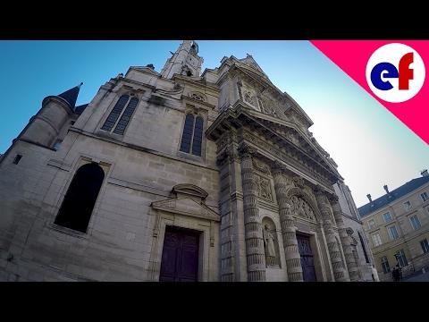 Saint-Étienne-du-Mont Paris (HD 1080p 60fps) | Explore France