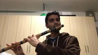 Bombe Helutaithe (Raajakumara) & Jogulave (Pushpaka Vimana) Short Flute Cover