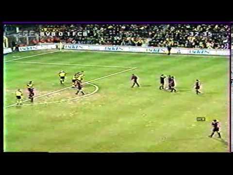 1998 UEFA Super Cup Borussia DortmundF.C.Barcelona