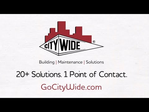 Commercial Building Maintenance & Janitorial Services - City