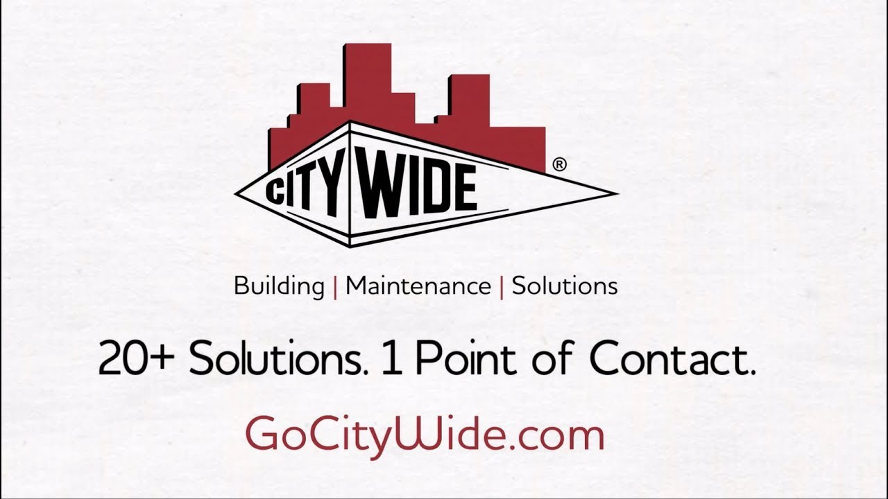 Commercial Building Maintenance & Janitorial Services - City Wide