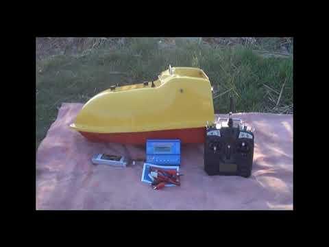лодка для завоза прикормки олх