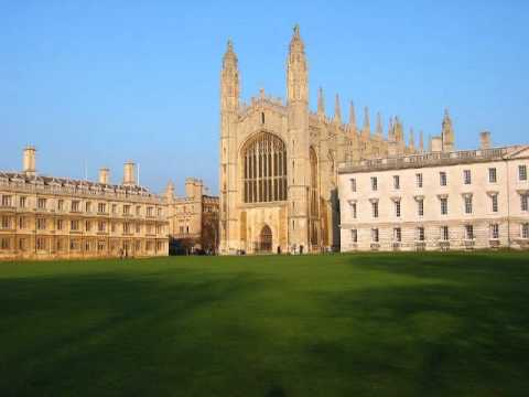King's College Cambridge Psalm 130 Out of the Deep (Chant: Walford Davies)