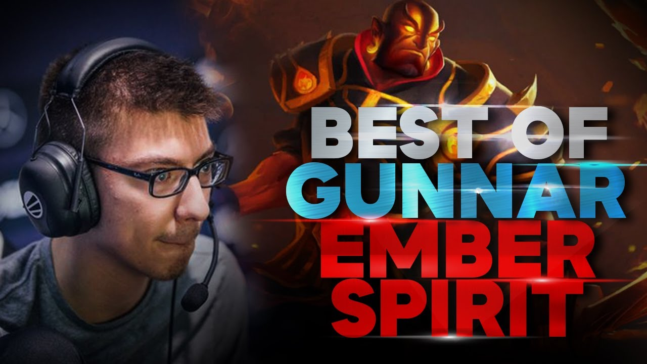 Download The reason why people call him ana 2.0 Gunnar Ember Spirit - BEST Highlights Dota 2