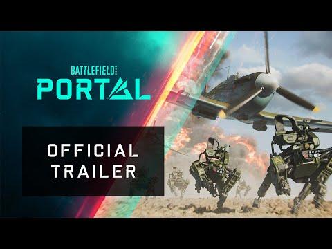 Battlefield 2042   Battlefield Portal Official Trailer