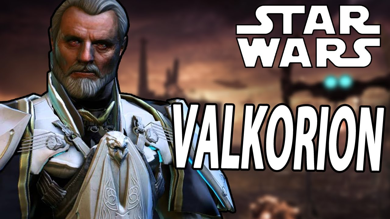 Valkorion : Taking place after kotet, vaylin secretly survived the final battle with valkorion vanquished.