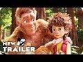 SON OF BIGFOOT Trailer (2017) Animated Movie