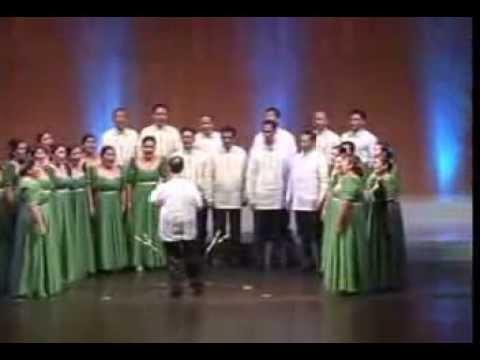 Si Ka Bayani by the City Choir of San Fernando, Pampanga