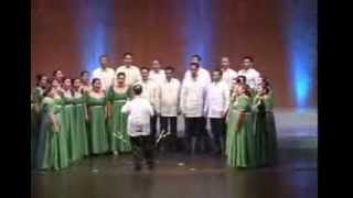 Si Ka Bayani by the City Choir of San Fernando, Pampanga