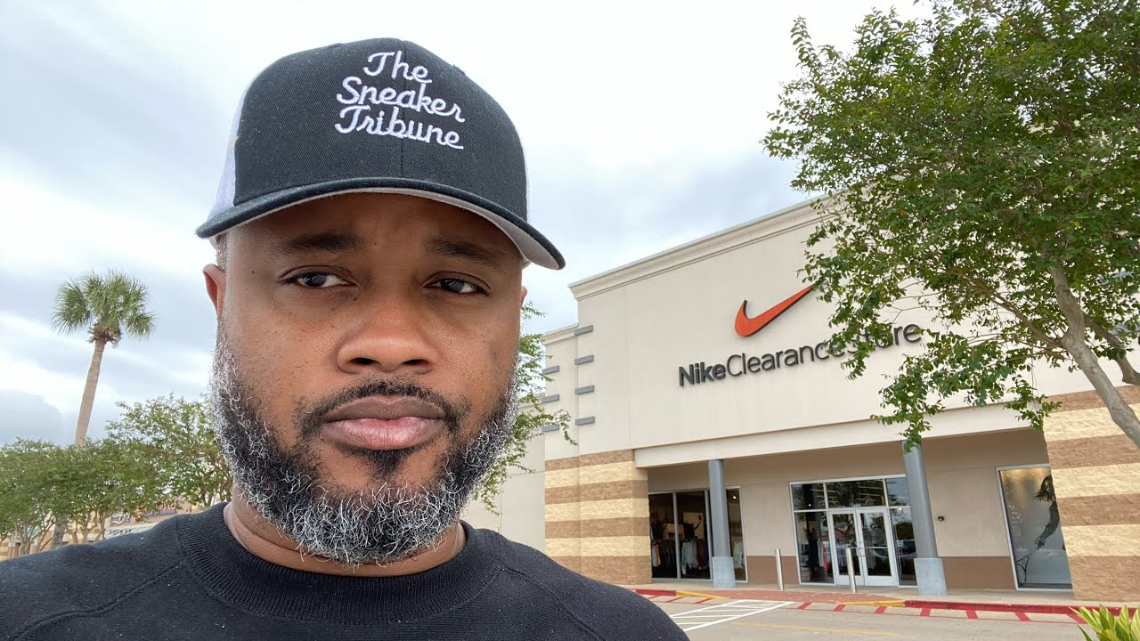 Pasadena Nike Outlet Vlog: Last Day of