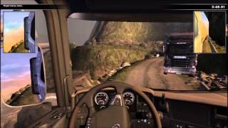Od marka SCANIA Truck Driving Simulator 2012 Cesta smrti