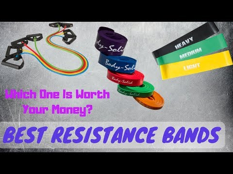 Best Pull Up Assist Bands 2019 | best resistance loop bands