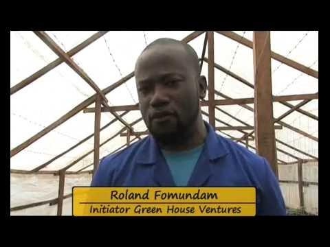GreenHouse Ventures & Roland Fomundam on CRTV