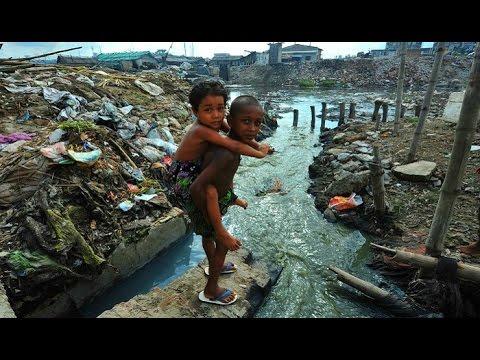 Самые грязные страны мира / The dirtiest country in the world