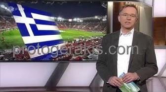 ΕΚΠΟΜΠΗ ΤΟΥ ZDF 19.04.2015. Griechenland: Krise erreicht den Fußball