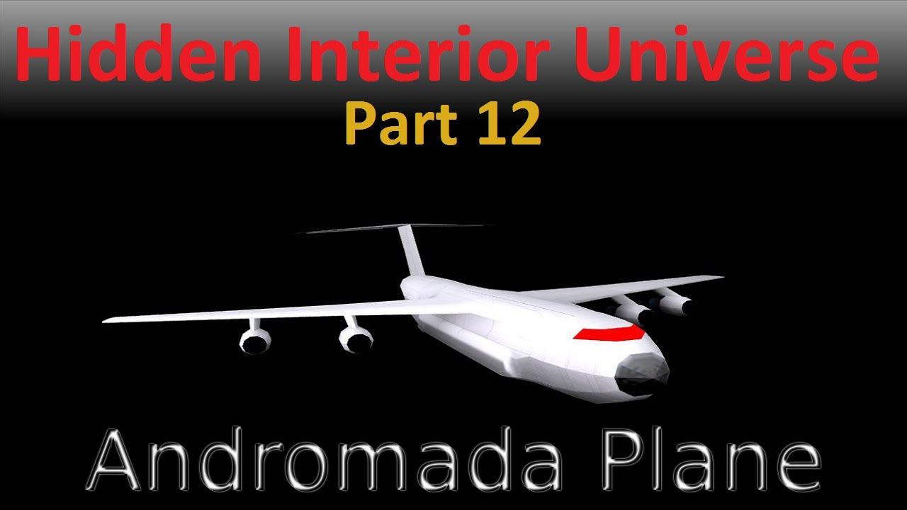 Prison Plane Interior